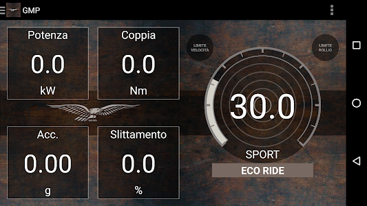 Moto Guzzi Multimedia Platform screenshot 3