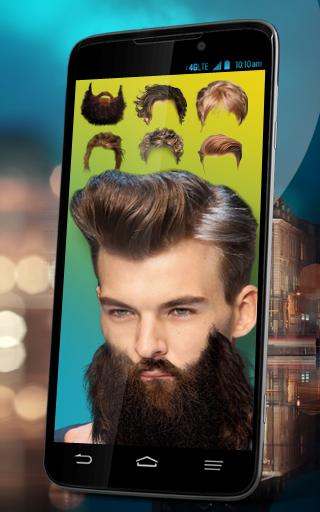メンズのためのヘアスタイル