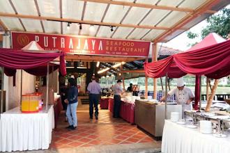 Putrajaya Seafood Restaurant - Banyaknya Halal Chinese Food Untuk Di Cuba!