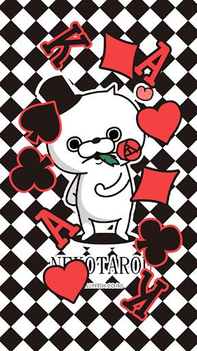 ねこ太郎 シェイクライブ壁紙4
