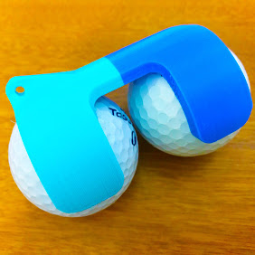 ゴルフボールホルダー(Golf ball holder)