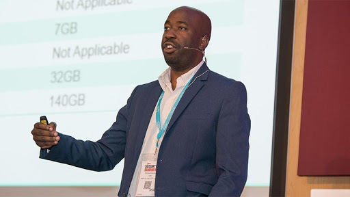 Muyowa Mutemwa, a cyber security specialist and researcher at the CSIR.