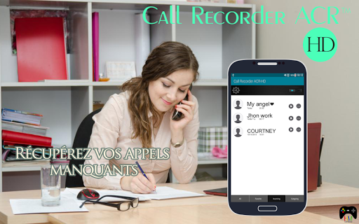 Call Recorder ACR™-HD