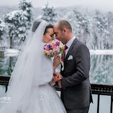 Wedding photographer Zara Sozari (sozaree). Photo of 20.01.2018