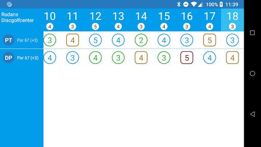 DiscGolf Lite cheat screenshots 3