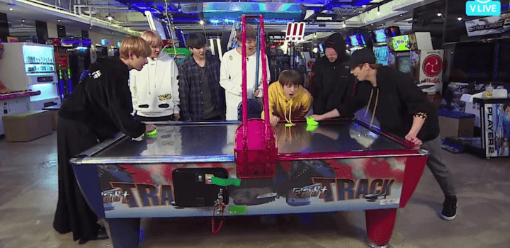 BTS's Reaction to Injuring Jin is Dramatically Different Than