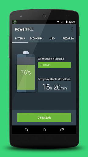 PowerPRO - Economia de Bateria