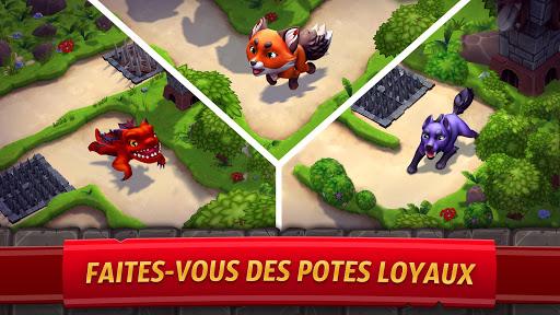 Code Triche Royal Revolt 2: Guerre & Stratu00e9gie - Bataille RPG APK MOD screenshots 5