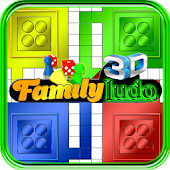 Family Ludo Fun 3D Android APK Download Free By ABD Games