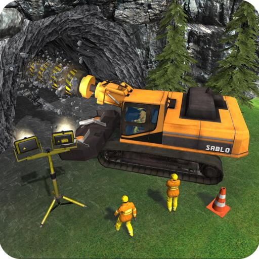 Tunnel Highway: Build, Construct & Cargo Simulator