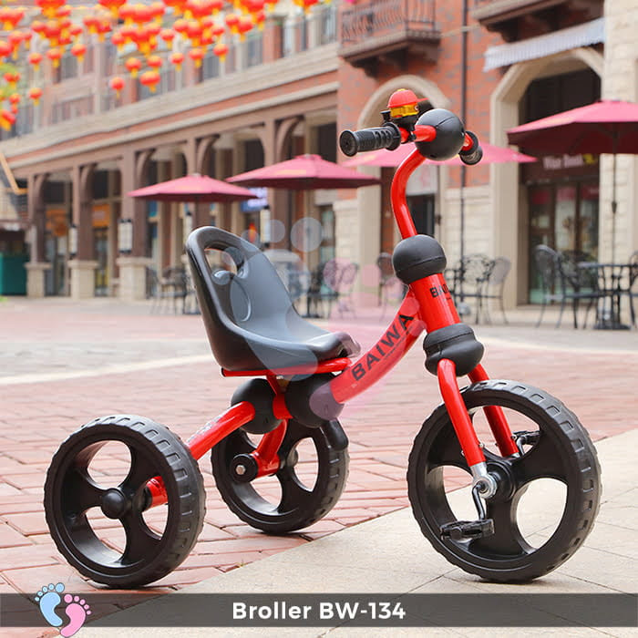 Xe đạp ba bánh Broller XD3-134 3