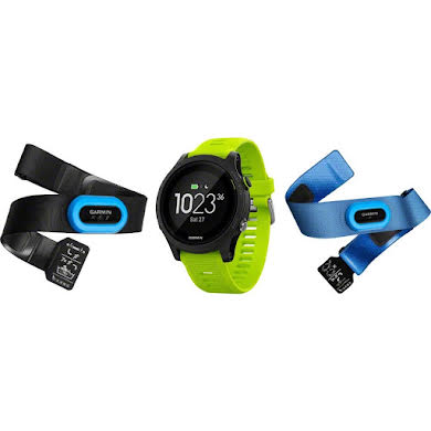 Garmin Forerunner 935 GPS Watch Tri-Bundle Thumb