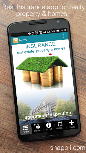 Insurance for realty homes