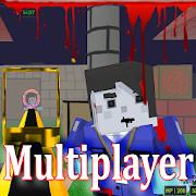 Zumbie Blocky Land Multiplayer