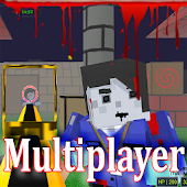 Zumbie Blocky Land Multiplayer