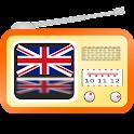 UK Online Radio Stations icon
