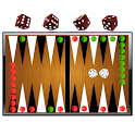 Narde - Long Backgammon Free icon