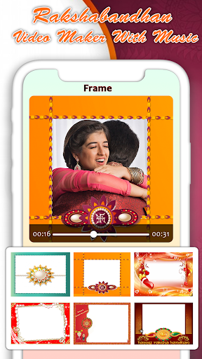 Rakshabandhan Video Maker screenshot 4