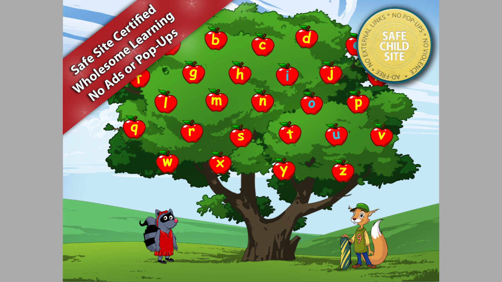 Red Apple Reading Level B1 -Park Planet- Members- screenshot