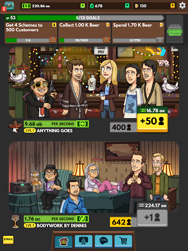 Itu2019s Always Sunny: The Gang Goes Mobile screenshots 7