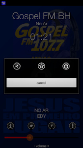 Gospel FM Minas Radio screenshot 5