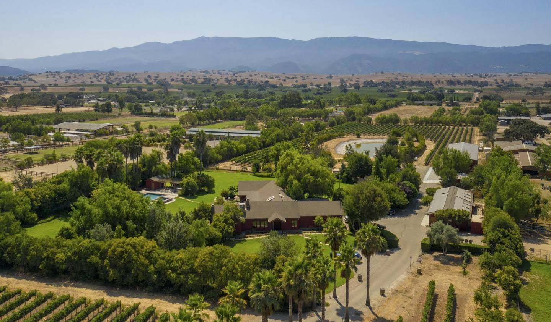 Maison Santa Ynez
