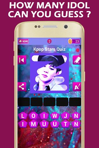Kpop Quiz Guess The Idol 1.1 screenshots 9