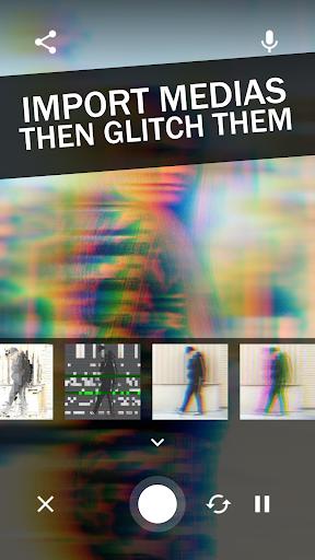 Glitch Video Effects - Glitchee 1.6.0 screenshots 5