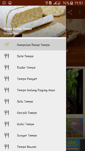 Resep Kreasi Tempe 1.2 screenshots 1