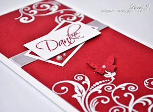 Photo: http://bettys-crafts.blogspot.de/2013/09/danksagungskarte-passend-zur.html