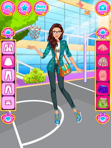 High School Dress Up For Girls 1.0.6 screenshots 15