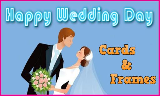 Wedding: Cards Frames