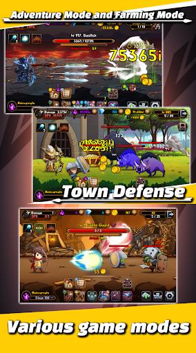 Grow Idle Archer 3.1.6 screenshots 1