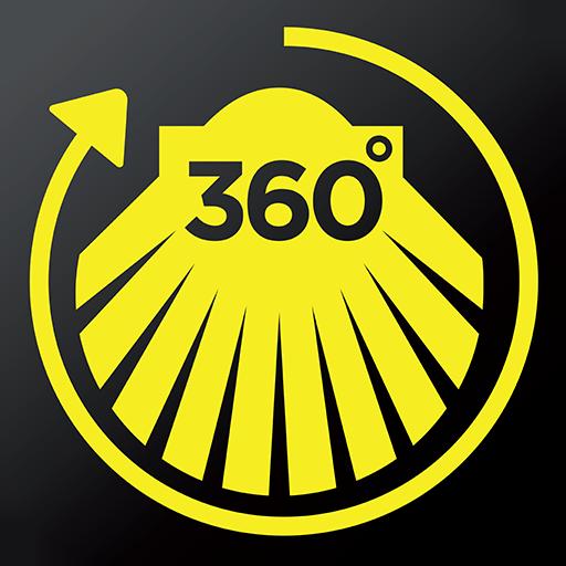 Camino de Santiago 360º (app)