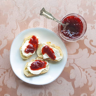 Honey Rum Strawberry Jam Recipe