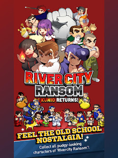River City Ransom : Kunio Returns 18