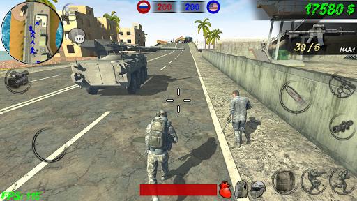 Land Of War screenshot 1