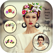 Flower Crown For Girl Editor