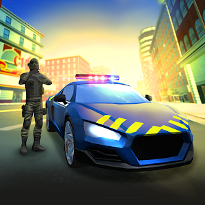 Police Agent vs Mafia Driver Mod (Money) v1.10 APK