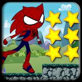 Superheroes Adventure Run