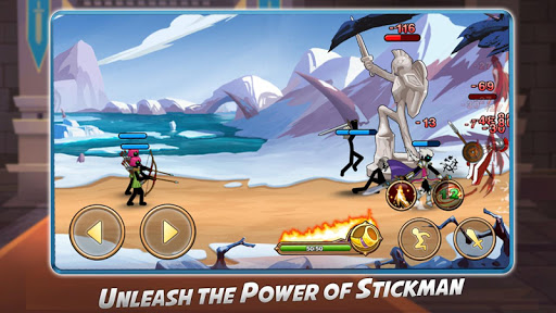 game stickman legends ninja warrior mod apk