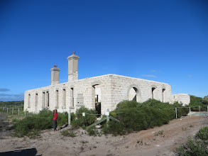 Photo: The Old Telegraph Station