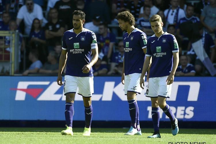 Jan Ceulemans analyse Anderlecht avant le Topper