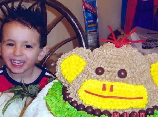 Monkey Cake Recipe