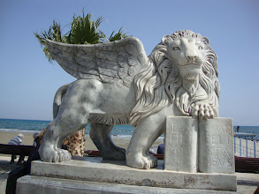 Photo: Lion from Venice