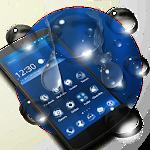 3D Water Drop Theme Icon