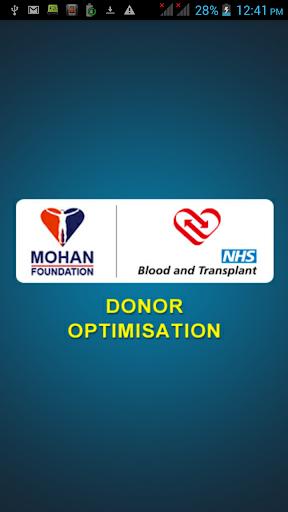 Donor Optimisation