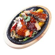 Sizzling Teriyaki Salmon