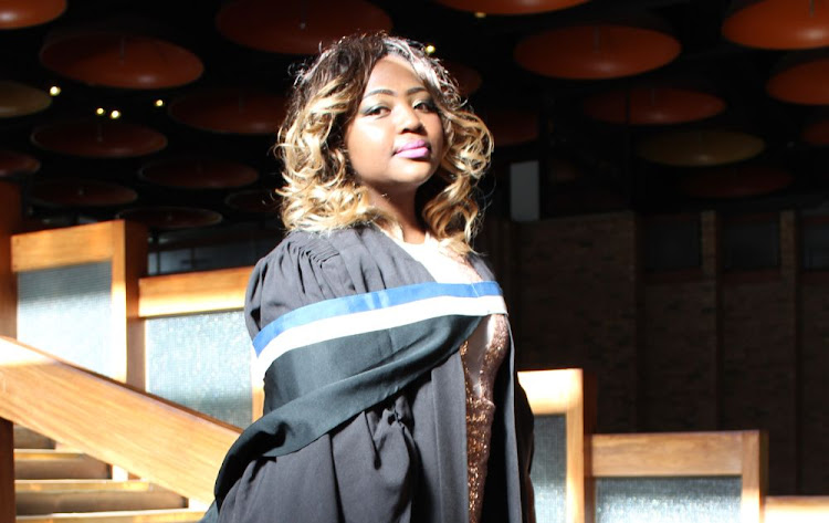 Sinoxolo Bulana, who recently graduated from AFDA, is set to have her film screened in Paris