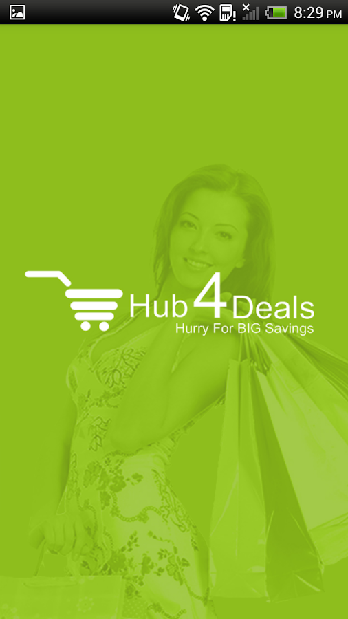 Hub4Deals- screenshot